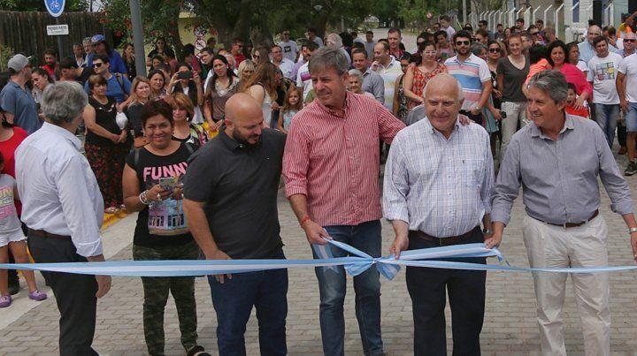 Así quedó inaugurado el Pase del Puerto en Santa Fe