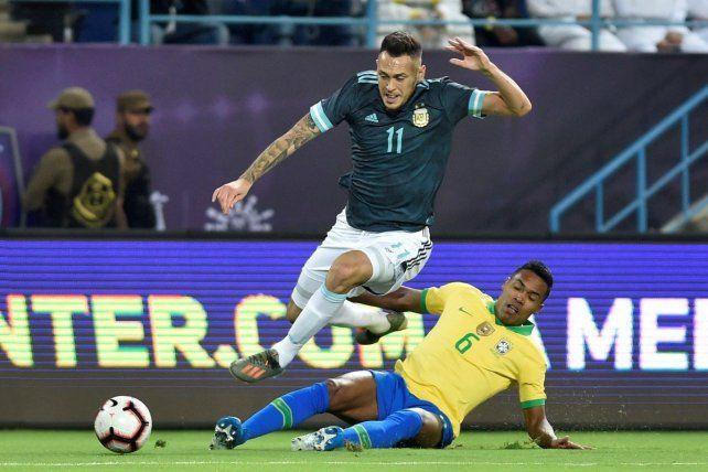 Argentina pierde una pieza clave para el amistoso ante Uruguay