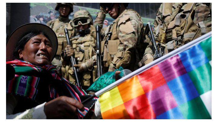 Sigue la violencia en Bolivia: 23 muertos y 715 heridos