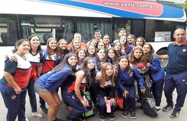 Santa Fe finalizó en la quinta ubicación en Córdoba