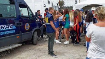 la prostitucion vip en el turismo nacional se destapo en rosario