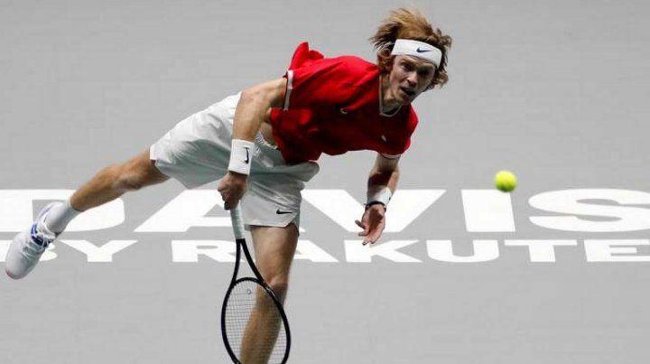 Rusia, Bélgica y Canadá festejaron en el inicio de la nueva Copa Davis