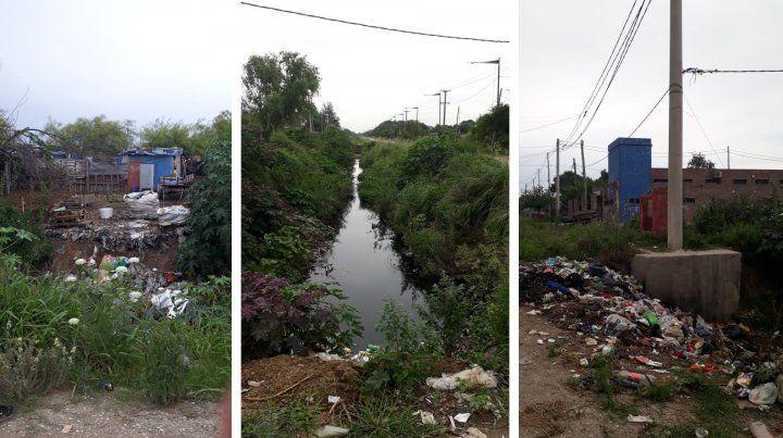 Barrio Las Lomas: denuncian alarmante situación con la basura