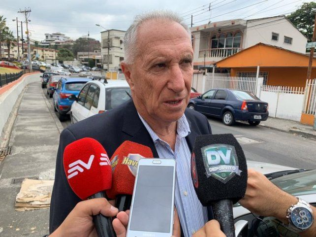 Hilbert viajó a Ecuador para estudiar el caso Pinos