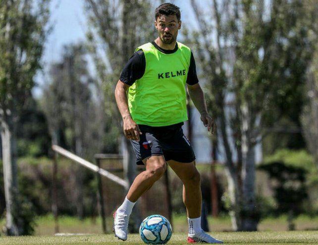 Lértora llegará al límite de la suspensión en Colón ante Estudiantes