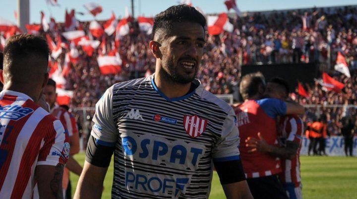 Moyano en Unión, candidato al Arquero del Mes en la Superliga