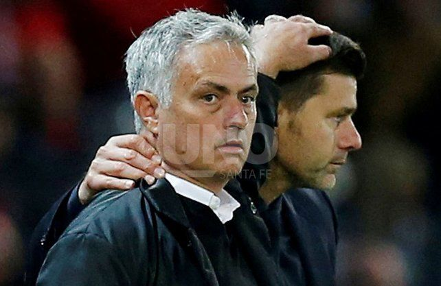 Mourinho es el reemplazante de Pochettino en Tottenham