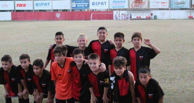 El fútbol infantil de Colón sin actividad por falta de pago