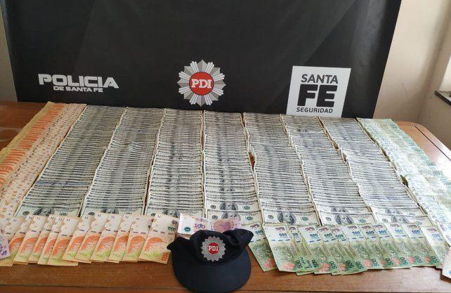 El procedimiento realizado para dar con los delincuentes y elementos robados.