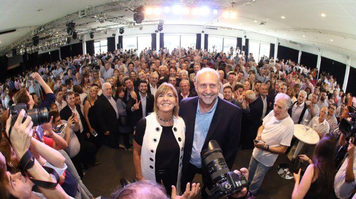 Perotti: Esta unidad es para poner de pie a Santa Fe