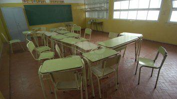 Alertan sobre el abandono escolar de chicos en los barrios