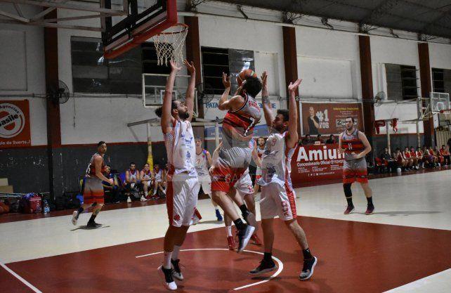 Se juega la 2ª fecha de la Copa Santa Fe de básquet