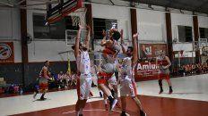 se juega la 2ª fecha de la copa santa fe de basquet