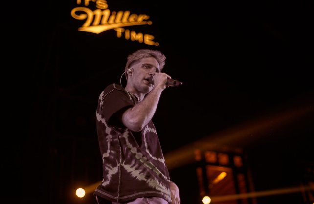 Miller estuvo presente en el Harlem Festival