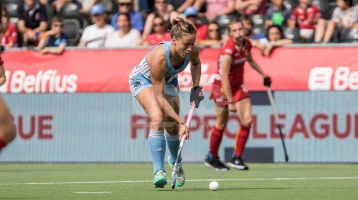 Las Leonas jugarán con Alemania en La Plata