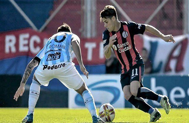 San Lorenzo tiene una visita de riesgo a Tucumán