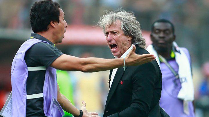 Jorge Jesús, el DT que llegó a Flamengo para ser campeón