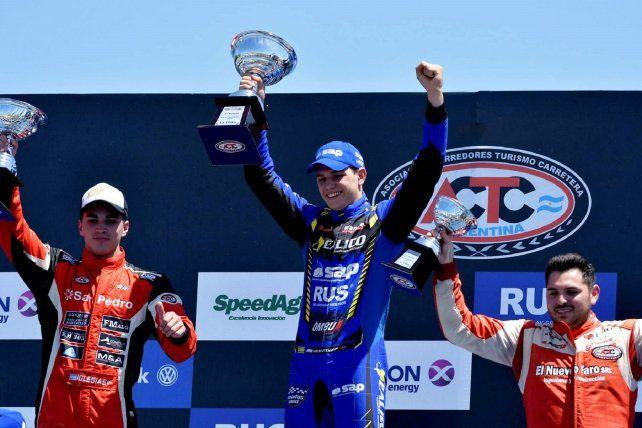 Ian Reutemann se llevó un cotizado triunfo en La Plata