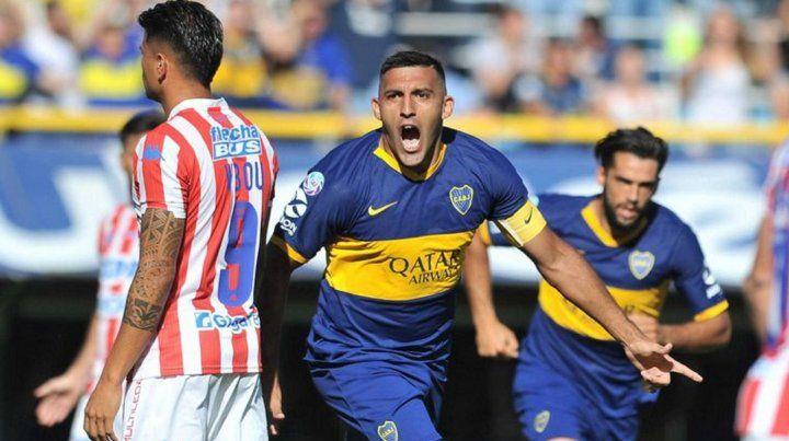 Unión mostró su peor versión y cayó ante Boca en la Bombonera