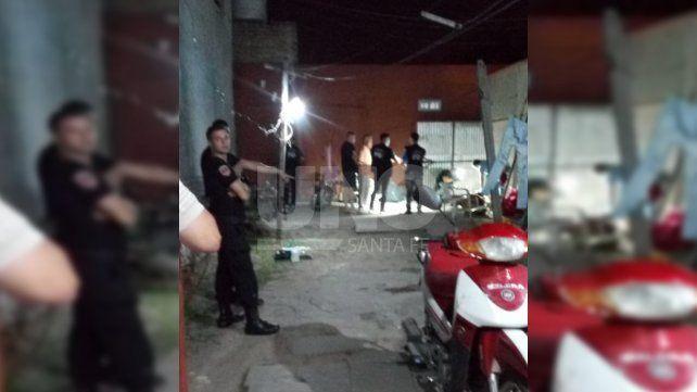 Masacre en barrio Scarafía: mató a tres personas e hirió a otras dos