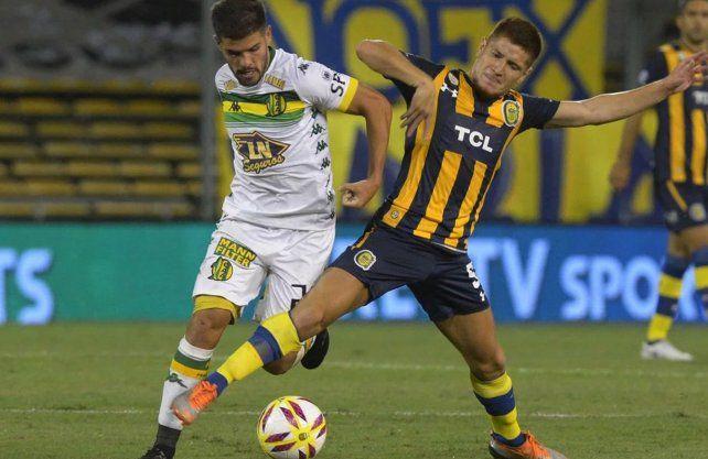 Central y Aldosivi juegan un duelo clave por la Permanencia