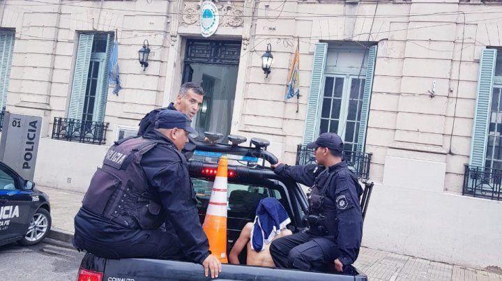 Detuvieron al presunto asesino de la masacre de barrio Scarafía