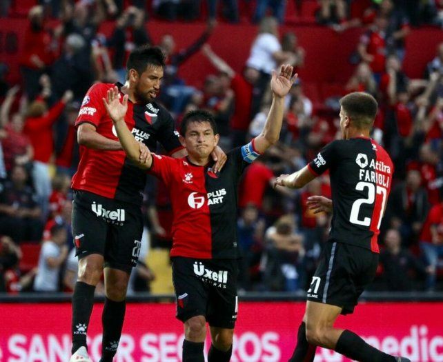 Los goles de Colón se apoyaron en tres jugadores