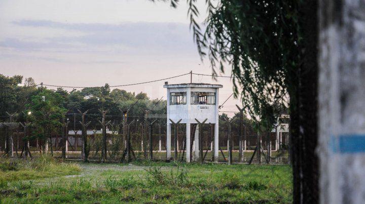 La cárcel de Las Flores.