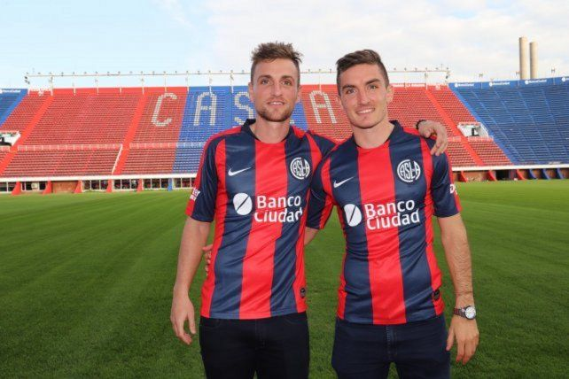 La venta de Gaich que hizo San Lorenzo podría ser clave para pagarle a Unión por la compra de los hermanos Pittón.