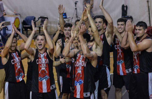 Colón (SJ) se convirtió en el primer finalista del Torneo Oficial