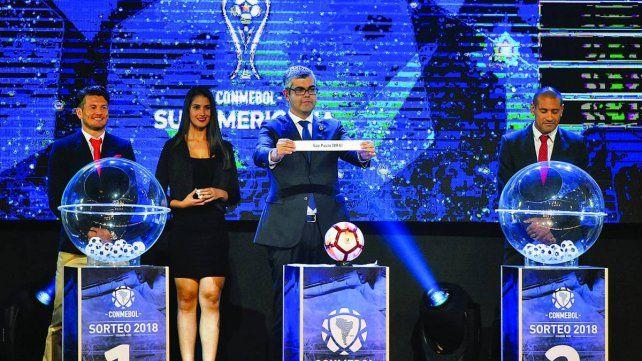 El sorteo de la Copa Sudamericana que jugará Unión tiene fecha definida
