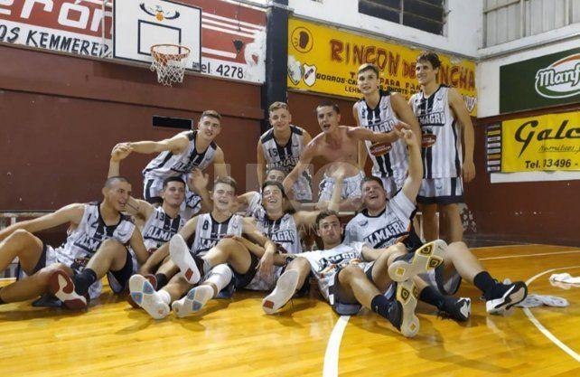 Almagro quedó muy cerca de ser campeón en el Dos Orillas U19