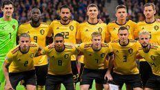 belgica continua al tope del ranking mundial y argentina mantuvo su lugar