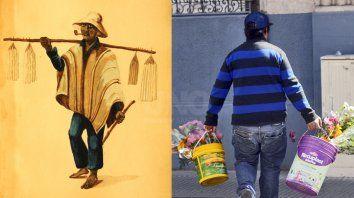 Montaje: Dibujo dePancho Fierroy foto de archivo de UNO Santa Fe.