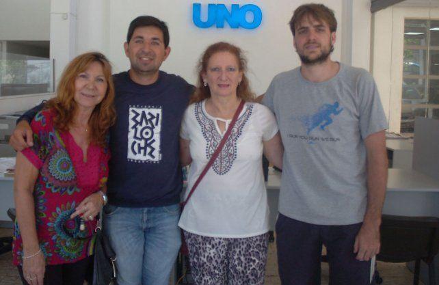 Pablo Speziale (kinesiólogo y activista en LIB)