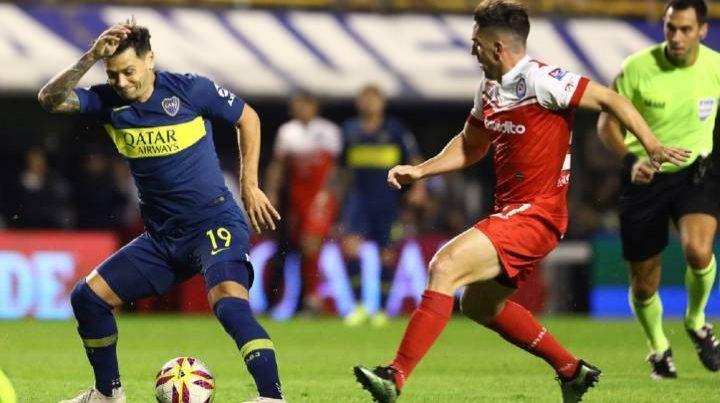 Boca y Argentinos jugarán un duelo de punta en La Bombonera