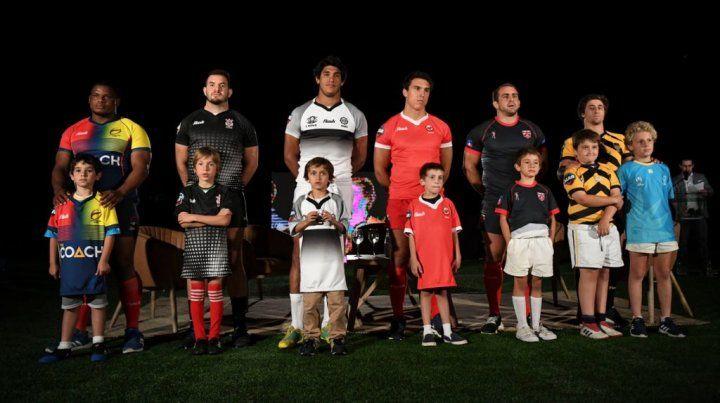 Se lanzó la Superliga Americana de Rugby