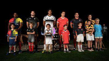 se lanzo la superliga americana de rugby
