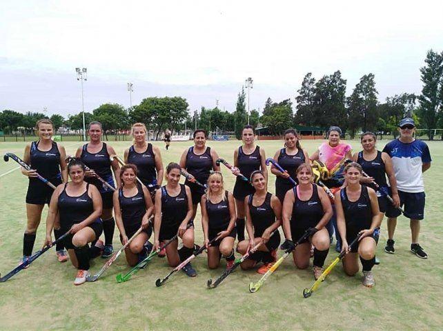 CRAR Verde se consagró en Mamis Hockey