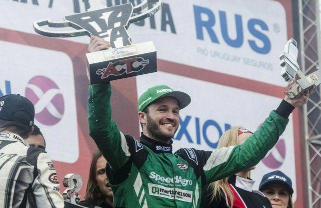 Canapino se llevó el título del TC por cuarta vez en su historia