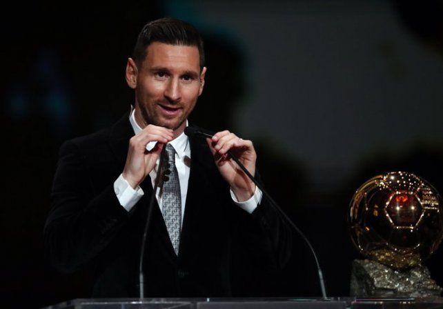 Messi: Estos momentos significan un poco más ya que estoy cerca de la retirada
