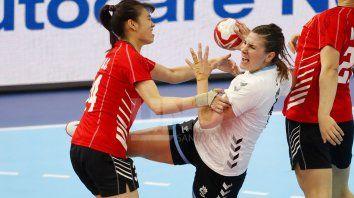argentina logro el primer triunfo en japon