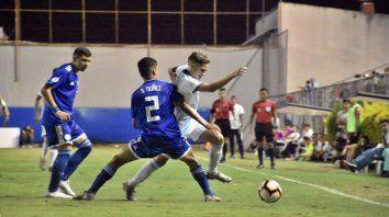 argentina empato con paraguay y es semifinalista del sudamericano sub 15