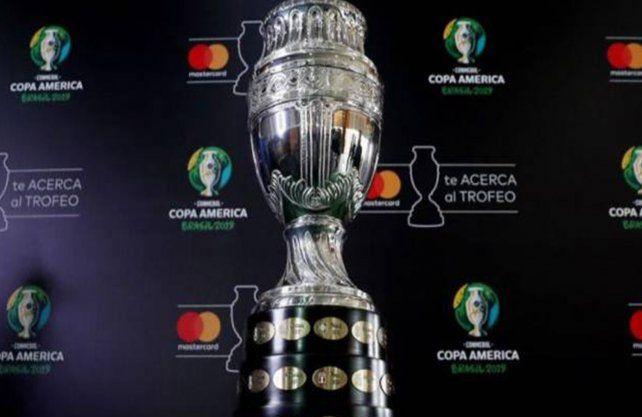 Se sortea la Copa América 2020 que tendrá partidos en Argentina