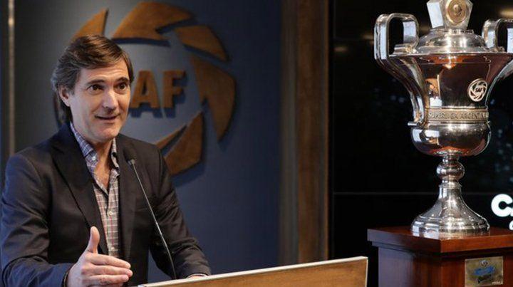 Superliga presentó su aplicación para captar talentos
