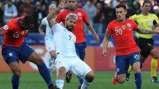 argentina debutara ante chile en la copa america 2020