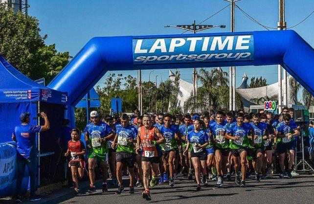 Arias y Arhancet ganaron el Maratón de Apul