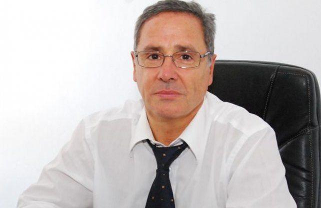 Marcelo Fabián Saín.