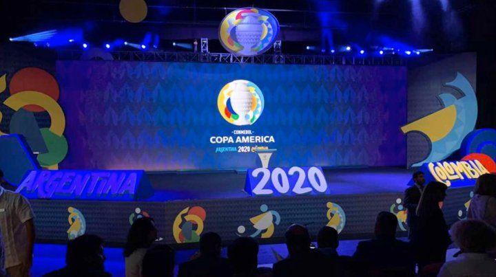Así será el programa de partidos de la Copa América