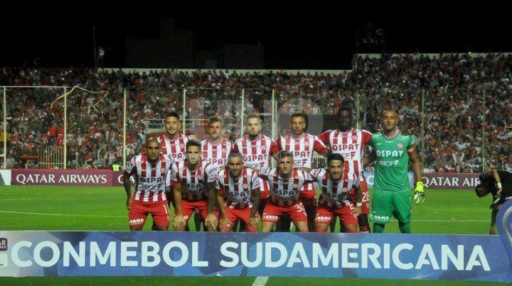 Unión tiene día y hora confirmados para conocer su rival en la Sudamericana 2020